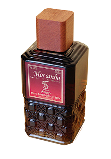 Rhum Mocambo10 ans, Édition anniversaire