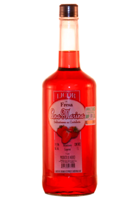 Ana Marina Strawberry Liqueur