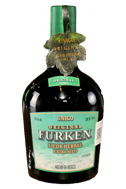 "LICOR HERBAL ""FURKEN"""