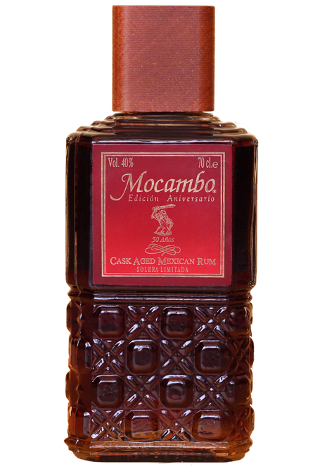 Mocambo Rum10 years, Anniversary Edition