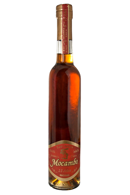 "Rum Extra Aged  ""Mocambo"" 15 Years"