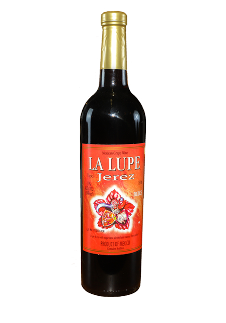 Traditional Generous Wine  La Lupe